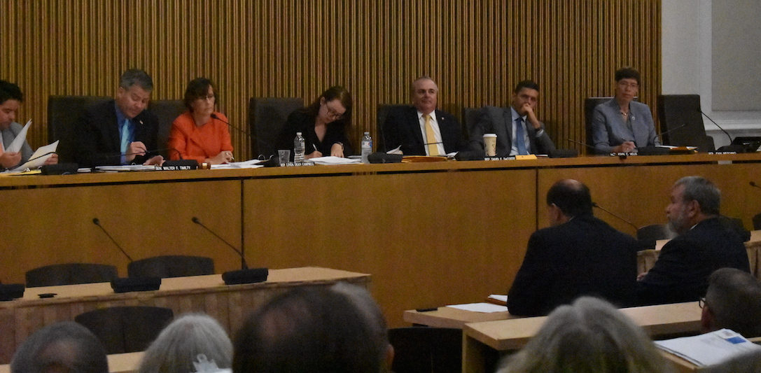 Photo of Massachusetts Statehouse Hearing on S.2163 & H.3208.